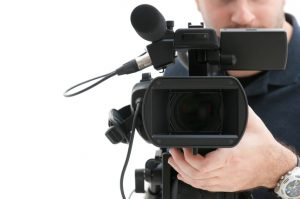 """Camera Acting"" mit Dennis Todorovic"