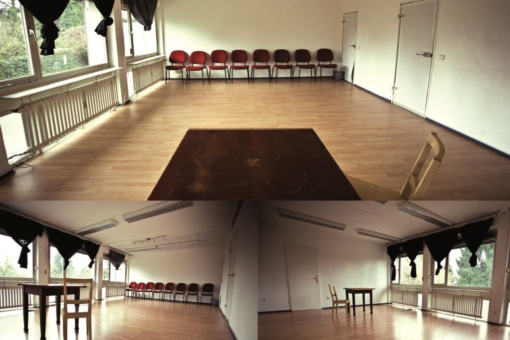 Schauspielschule der Keller/Raum für Szenenstudium