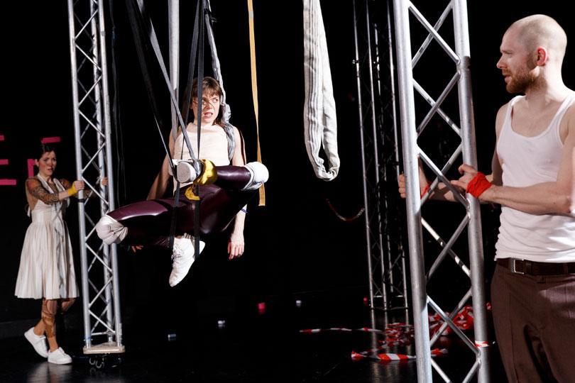 Britta Gemmer tanzt am Badischen Staatstheater Karlsruhe