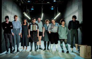 Katzelmacher als beste Inszenierung für den Kölner Theaterpreis 2017 nominiert