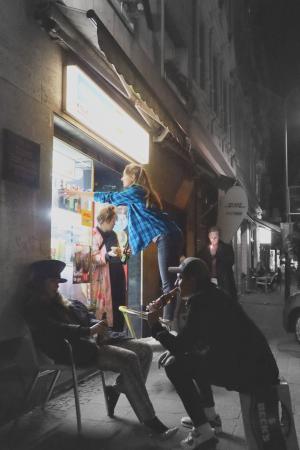 Die lange Nacht der Schauspielschule