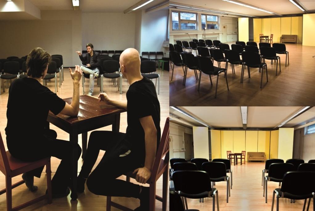 Schauspielschule der Keller/Probebühne